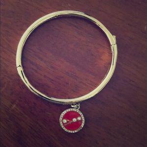 Kate Space Zodiac Charm Bracelet - Taurus